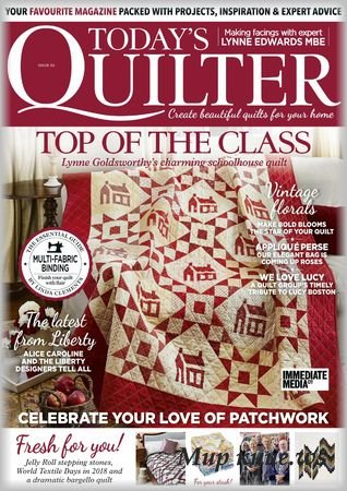 Today's Quilter - March 2018