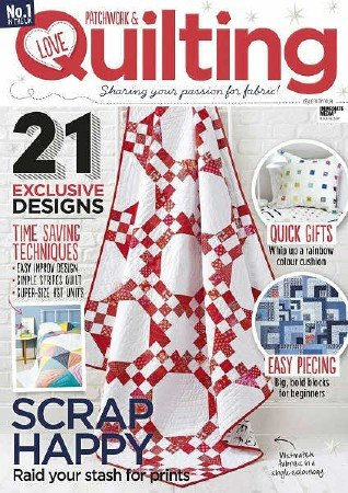 Love Patchwork & Quilting №54 2018