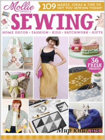 Mollie Makes Sewing - October 2018