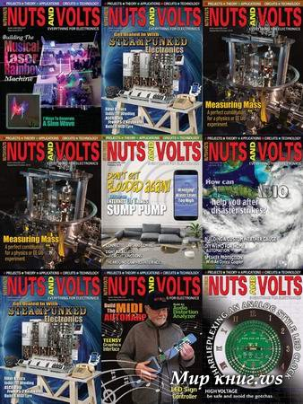 Nuts And Volts №1-12 (January-December 2018). Архив 2018