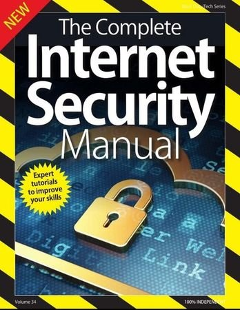 Black Dog iTech Series: The Complete Internet Security Manual Vol 34 2018