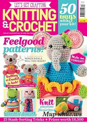 Let's Get Crafting Knitting & Crochet №112 2019
