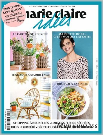 Marie Claire Idees №125 2018