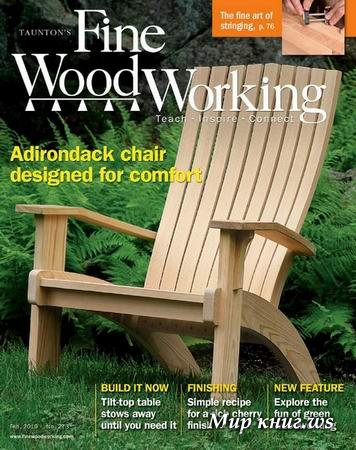 Fine Woodworking №273 (February 2019)